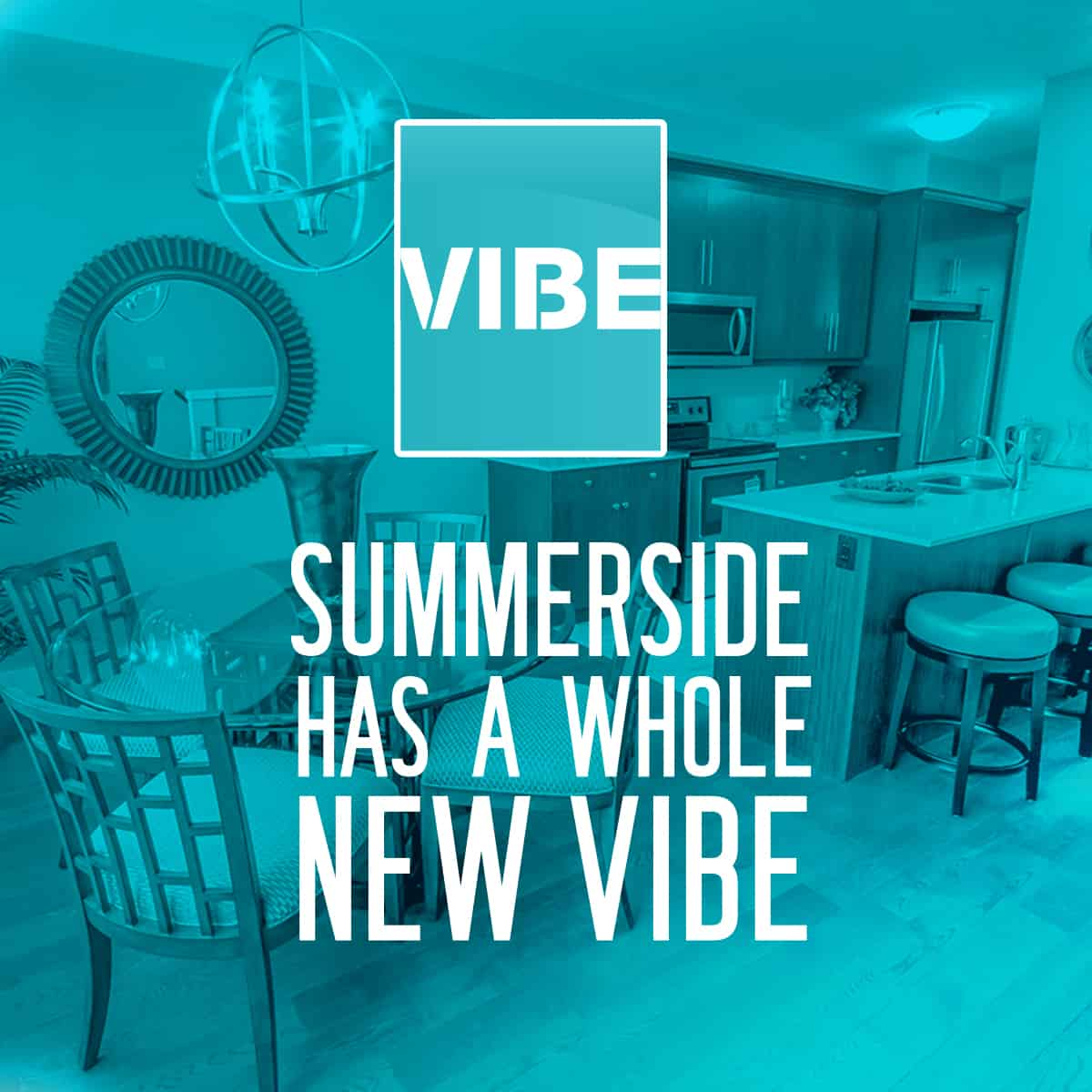 VIBE Open House Ad