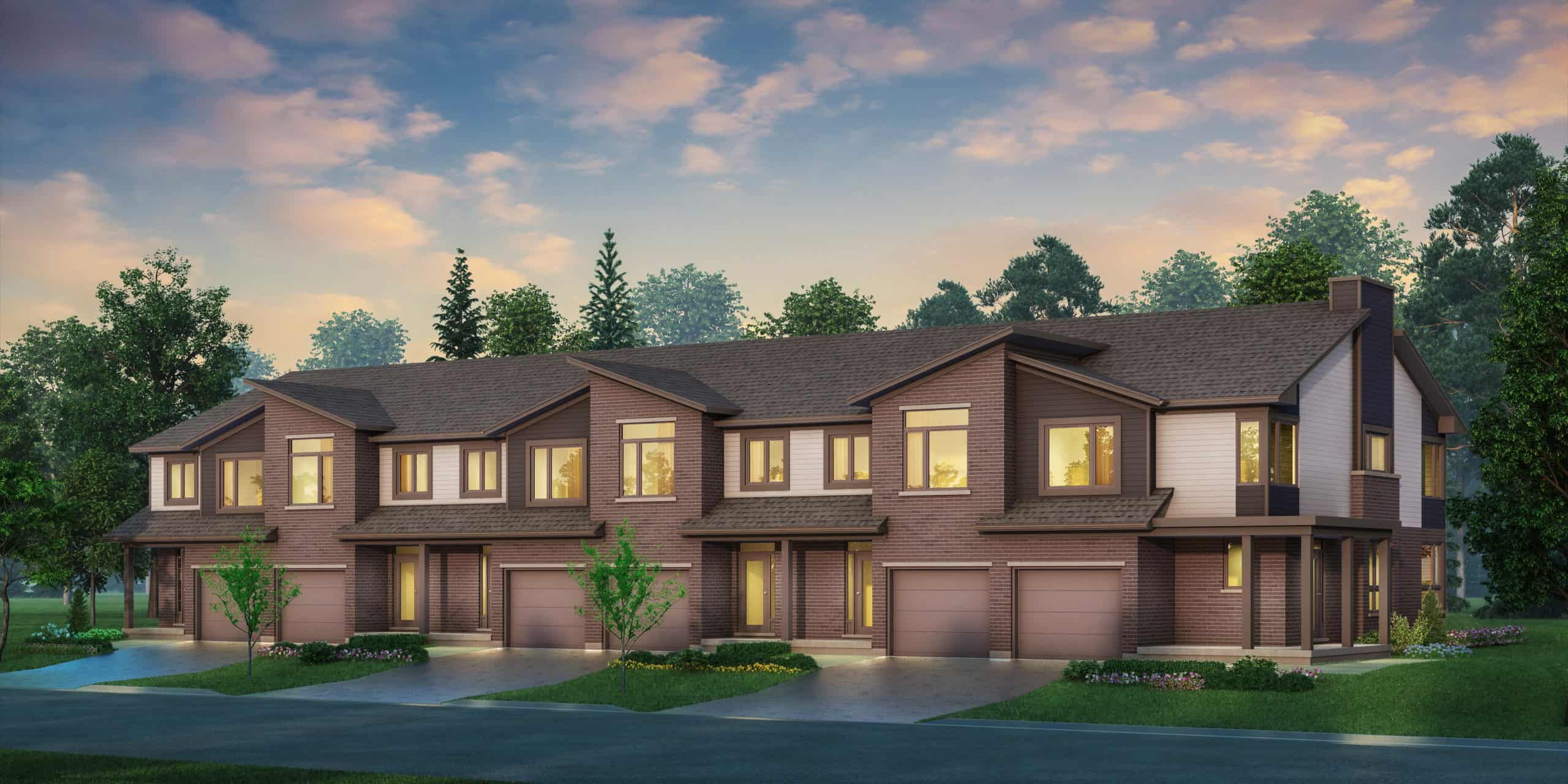 Pure-Model-Home-Exterior-Rendering