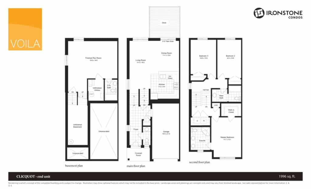 Ironstone-Condos-Voila-Clicquot-End-Unit-Floor-Plan